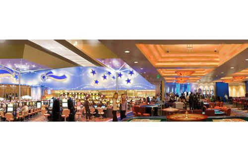 Hotel Casino Federación Render Interior 1
