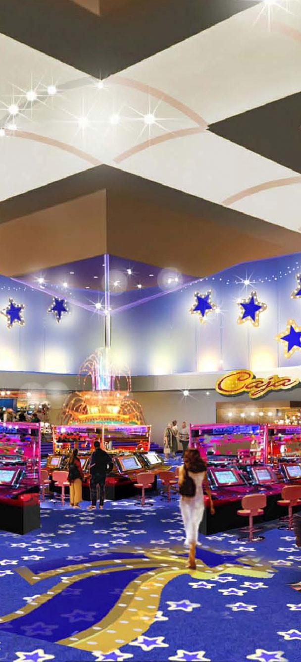 Hotel Casino Federación Render Interior 2