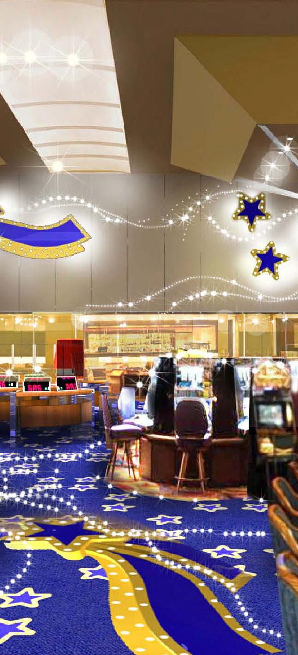 Hotel Casino Federación Render Interior 3